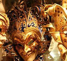 Venice Faces by joybliss