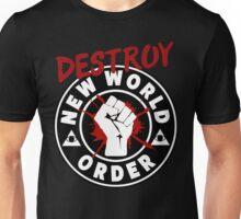 Destroy The Illuminati Unisex T-Shirt