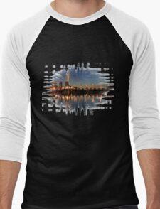 Winnipeg Landmark Men's Baseball ¾ T-Shirt