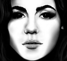 Marina  by KAZ--2Y5