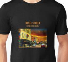 Beale Street Home of the Blues - Memphis Art Unisex T-Shirt