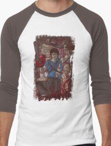 Hail to the King, Baby! Men's Baseball ¾ T-Shirt