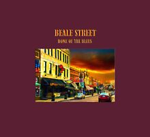 Beale Street - Home of the Blues Unisex T-Shirt
