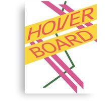 Hoverboard Design Canvas Print