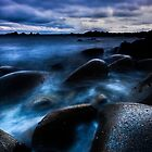 Wave's Dance by Cory Varcoe