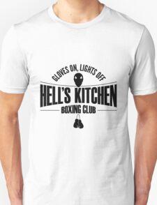 Hell's Kitchen Boxing Club - Black T-Shirt