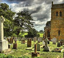 Harlestone Church And War Memorial by SimplyScene