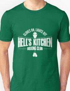 Hell's Kitchen Boxing Club - White T-Shirt