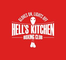 Hell's Kitchen Boxing Club - White Unisex T-Shirt