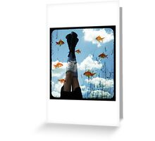 Bubbledreams Greeting Card