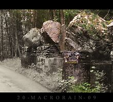 The Road Block (you may go no further) by hybris