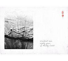 Riverboat Man - part 1 Photographic Print
