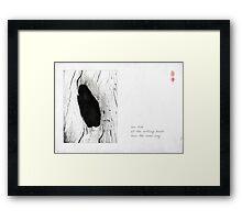 Riverboat Man - part 2 Framed Print