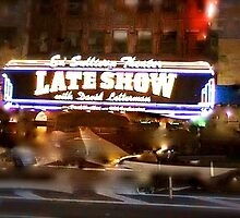 Late Show with David Letterman by apclemens