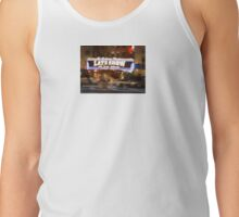 Late Show with David Letterman Tank Top