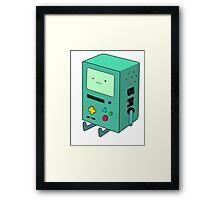 B-MO Framed Print
