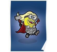 Minions Assemble - Lord of Thunder, Prince of Mingard Poster