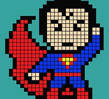 Superman 8MB by Lannie1787