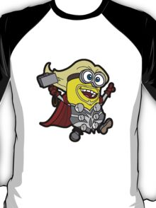 Minions Assemble - Lord of Thunder, Prince of Mingard T-Shirt