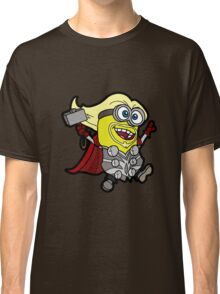 Minions Assemble - Lord of Thunder, Prince of Mingard Classic T-Shirt