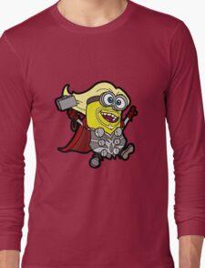 Minions Assemble - Lord of Thunder, Prince of Mingard Long Sleeve T-Shirt