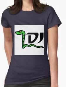 DJ SNAKE Womens Fitted T-Shirt