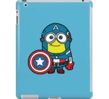 Minions Assemble - Captain Minerica iPad Case/Skin