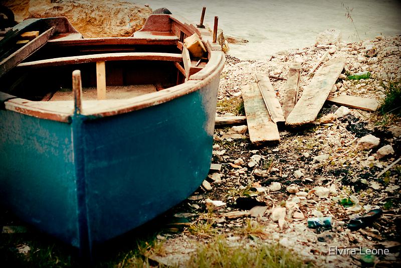 Boat by Elvira Leone