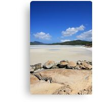 Hills Inlet, Whitsundays Islands Canvas Print
