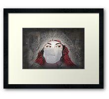 Infuenza09 Framed Print