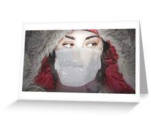 Influenza09 16:9 Greeting Card
