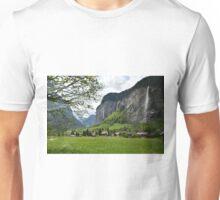 Amazing Switzerland Unisex T-Shirt