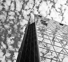 Sky Building by Elvira Leone
