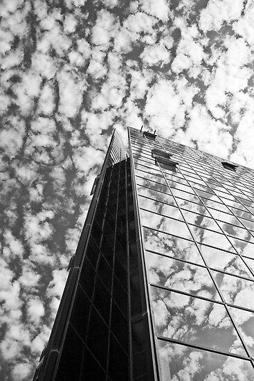 Sky Building by Elvira Leone