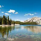 tenaya lake in yosemite national park by peterwey