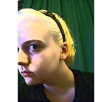 My New Hair Do!!! Do Do Do! :) Photographic Print