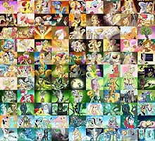 So Many Ponies! by Horrible People Productions