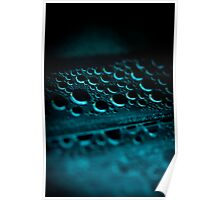 Droplets Poster