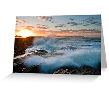 Currumbin Alley Greeting Card
