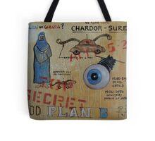DOD Plan B Chardor-Sure Tote Bag