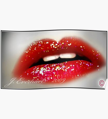 ♥♥♥~~~Lips~~~...♥♥♥ Poster