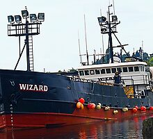 "The ""Wizard"", Deadliest Catch Crab Boat by Memaa"