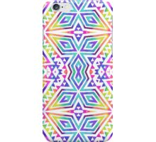 Tribal kaleidoscope. iPhone Case/Skin