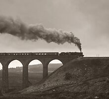 Ribblehead by Steve  Liptrot
