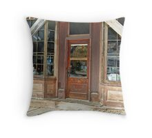 """General Store"" Throw Pillow"