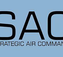 Strategic Air Command by darthskynet