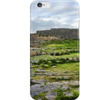 Dún Aonghasa, Inishmore, Aran Islands iPhone Case/Skin