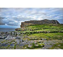 Dún Aonghasa, Inishmore, Aran Islands Photographic Print