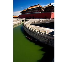 First Court - The Forbidden City, China Photographic Print