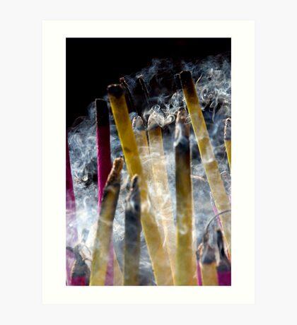 Rising Upward - Dali, China Art Print